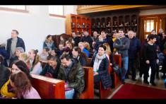 Adventní vystoupení v husitském kostele