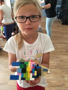 Legohrátky - matematická gramotnost