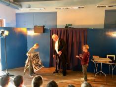 Kouzelnické představení