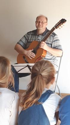 Kytarový koncert